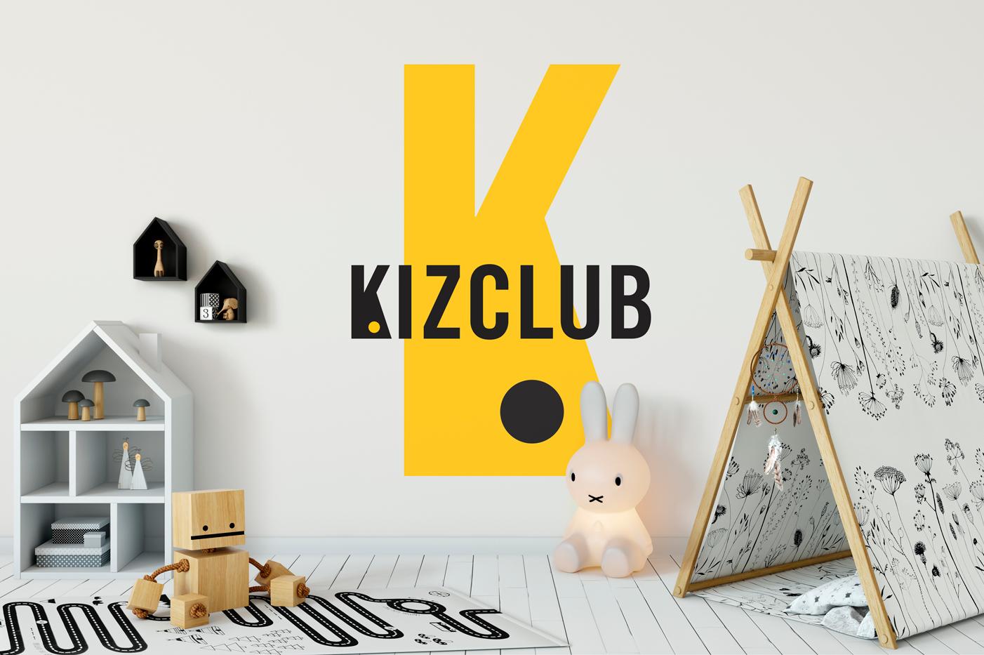 Kizclub Interior Logo