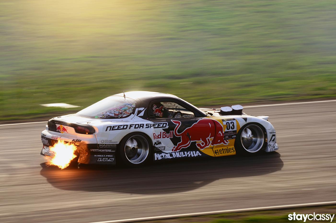 StayClassy Mazda RX7 Race